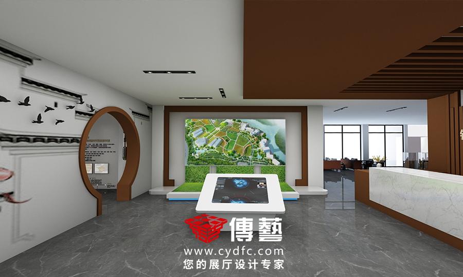 钱塘农园接待展示服务中心