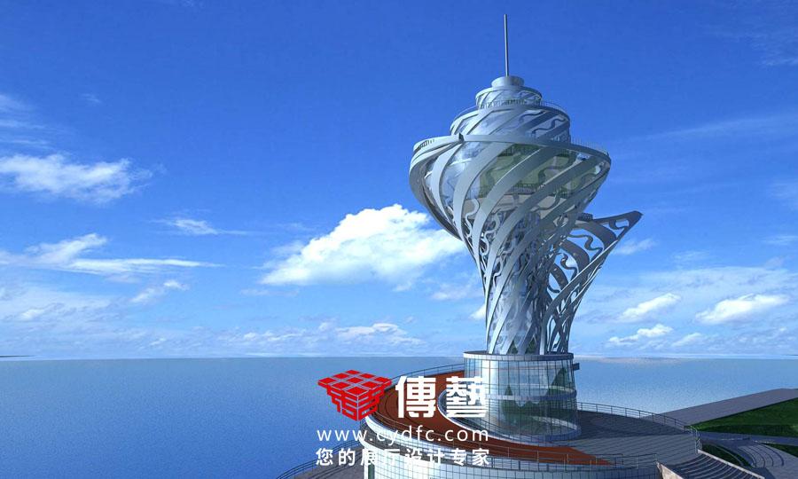 雕塑景观设计